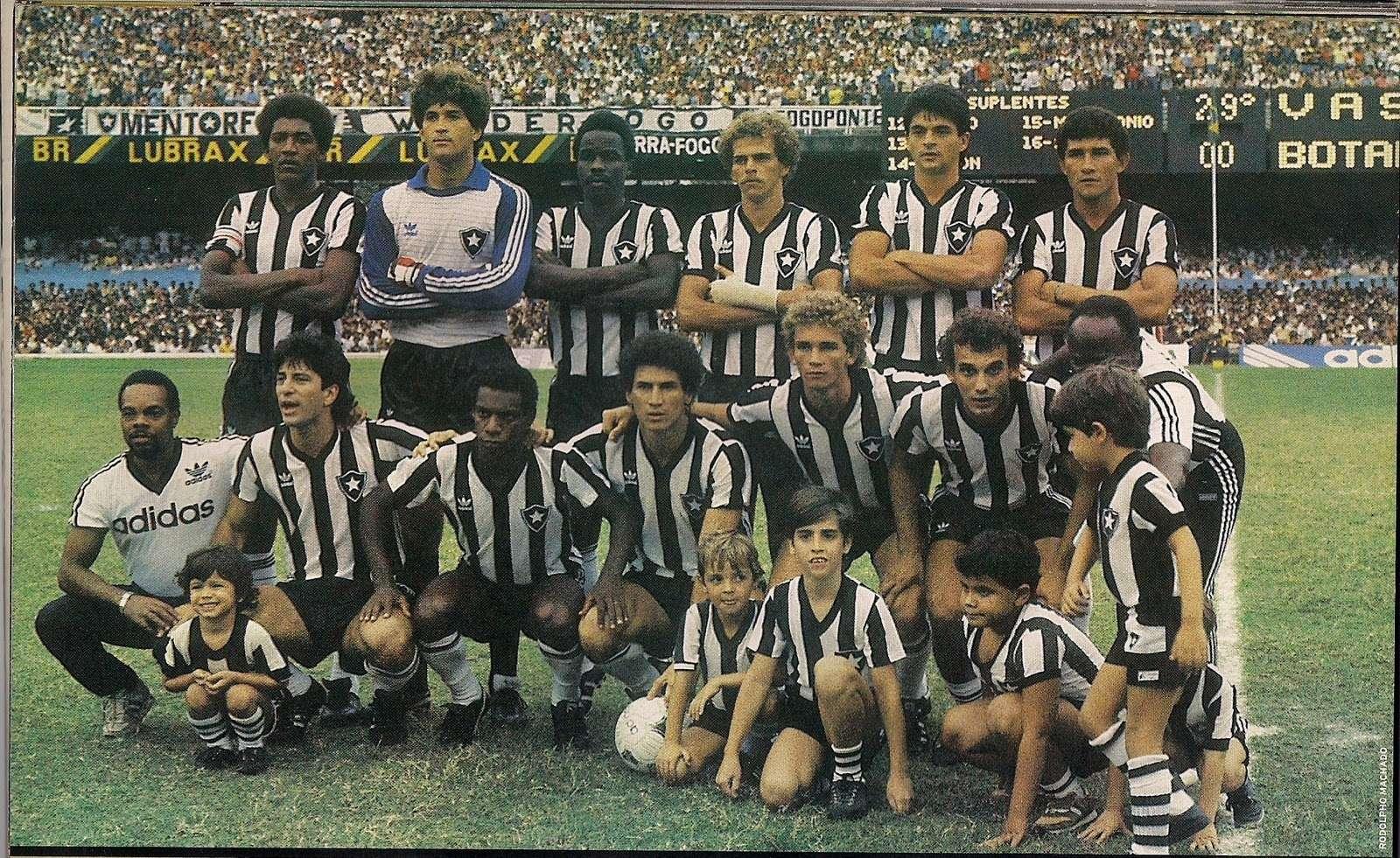 Botafogo de Futebol e Regatas - Canal  Sports  Botafogo no ... fecdfcecf5ca6