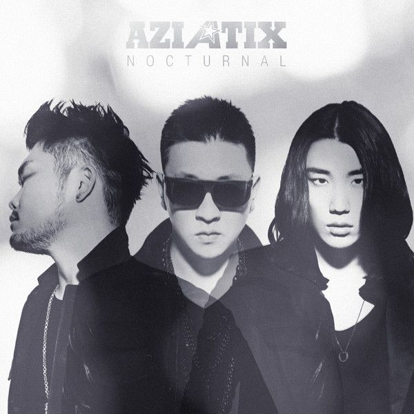 [Album] AZIATIX - Nocturnal (Japan Deluxe Edition) [iTunes]